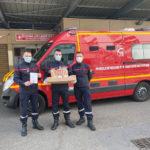 Pompiers de Sassenage.