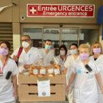 Service des Urgences.